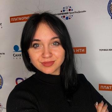 Татьяна Михайловна Бенамри