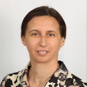 Надежда Юрьевна Киселева