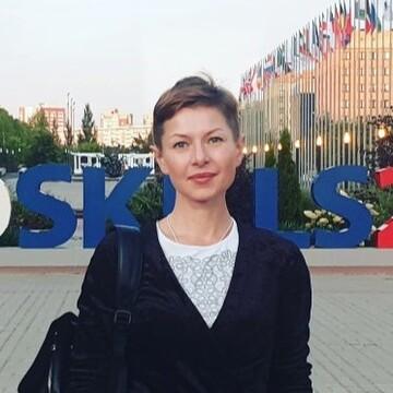 Анастасия Игоревна Трофимова