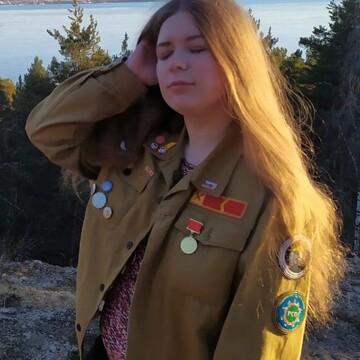 Ирина Викторовна Калинина